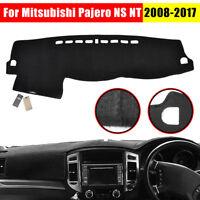 AU For Mitsubishi Pajero NS NT 2008-2017 Dashboard Cover Dashmat Dash Mat Pad