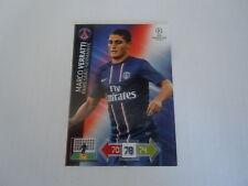Carte Adrenalyn - Ligue des champions 2012/13 - Paris St Germain - M. Verratti