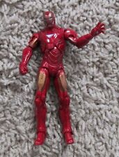 "IRON MAN 2 MOVIE MARK MARVEL UNIVERSE AVENGERS LEGENDS 3.75"" RARE TONY STARK 8"