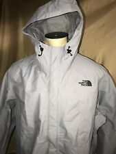 THE NORTH FACE Mens VENTURE Breathable Hooded Midweight Jacket XXL 2XL gray