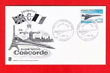 FDC-SPERSONIC CONCORDE-THE ANGLO-FRENCH-FIRST FLIGHT-TOULOUSE-1969