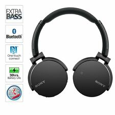 Sony MDR-XB650BT On-Ear EXTRA BASS Wireless Headphone With Bluetooth & NFC