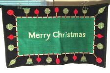 Christmas Door Mat Kitchen Floor Rug Bedroom Living Room Slip Carpet