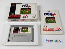 Super Nintendo SNES - FIFA Soccer 96 - PAL - EUR