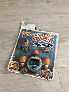 BN - CBBC Go Jetters Grandmaster Glitch & Grimbler - Magazine Toy - Sealed