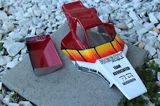 Vintage Painted body and wing Team Associated Rc10 magazine