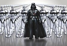 Komar Star Wars Fotomurali 8-490 Imperiale Force 368 x 254 cm Immagine murale