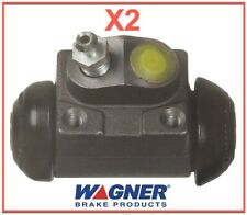 2 Wheel Cylinders Rear L & R WAGNER for FORD Focus Replace OEM # 6S4Z2261AA