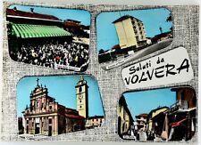 Cartolina Saluti Da Volvera Viaggiata