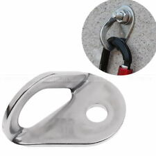 Mountaineering Rock Climbing Tree Carving Bolt Hanger Equipment Gear 25KN