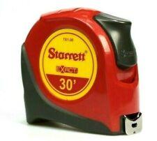 Starrett Exact TX1-30 30' Tape Measure