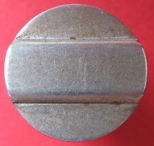 Telephone token - jeton - Russia - Briansk - blank - 19,7 mm Fe - magnetic