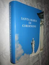 SANTA MARIA DI CORDENONS édition Italienne