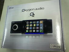 Oxygen Audio O Car iPhone 3G 3GS & 4 Integrated Head Unit O2 OCAR w Bluetooth
