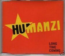 (D900) Humanzi, Long Time Coming - DJ CD