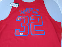Blake Griffin Signed Adidas Swingman Clippers Jersey XL- Global Authentics