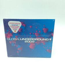 Global Underground 2009-Global Underground 34 Tracks On 2 Cds Great Mix
