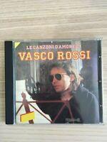 Vasco Rossi - Canzoni d'Amore - CD Album - 1986 Targa fuori catalogo