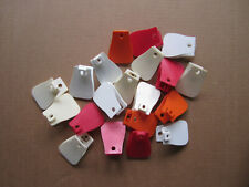 New listing 20 plastic clamps for hanging film or prints in a darkroom