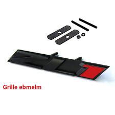 1 OEM Grille ZL1 emblem badge Front Camaro Zl1 Chevrolet Genuine F Black Red