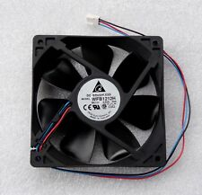 Delta WFB1212H 120mm x 25mm High Airflow Server Grade Fan 3 Pin Made in Thailand