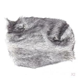 Baby Newborn Faux Fur Blanket Basket Stuffer Accessories