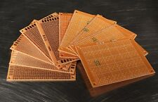 10 Pcs 9x7cm Prototyping Perf PCB Printed Circuit Breadboard Arduino Solder