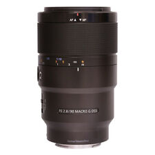 Sony FE 90 мм F/2.8 Macro G OSS объектив SEL90M28G