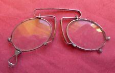 ancien lorgnon pince nez , lunettes , besicles ,  XIXe binocles