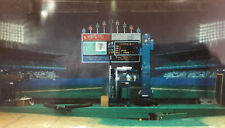 Baseball Batting Cage Mural Of Cominsky Park. Hand Painted 12' X 170'!