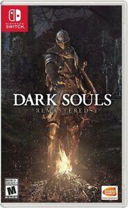 Dark Souls: Remastered (Switch, 2018)