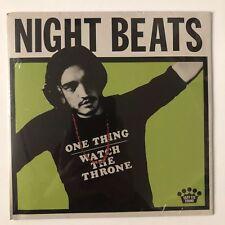 "NIGHT BEATS One Thing/Watch The Throne 7"" Vinyl Single RSD2018 Black Friday"