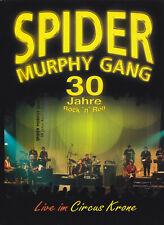 SPIDER MURPHY GANG - 2 DVD - 30 JAHRE ROCK'N'ROLL - LIVE IM CIRCUS KRONE