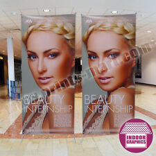 PVC Banner Printing Replacement Graphic Roll Up Banner X Banner Stand L Stand