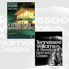 Tennessee Williams and Hana Sambrook 2 Books Collection Set A Streetcar Named UK