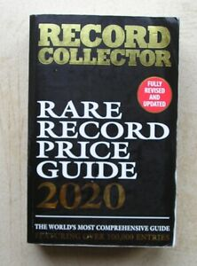 RECORD COLLECTOR - RARE RECORD PRICE GUIDE 2020  - Ian Shirley