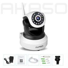 Wireless 720P  Smart WiFi Security Camera Home IR Webcam Cam Night Vision
