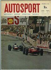 Autosport September 17th 1965 *Italian Grand Prix*