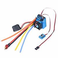 120A Sensored Brushless Speed Controller Drehzahlregler ESC für 1:10 1:8 Auto