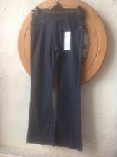 👖La REDOUTE Creation Size 12 Denim Bootcut Indigo Blue 👖 Jeans