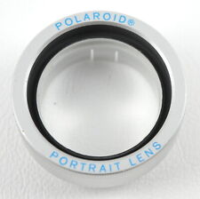 Polaroid Portrait lens