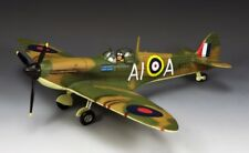Spitfire Mk.II (Battle of Britain 1968) RAF076 - King & Country Model Airplane