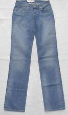 LEVI'S SAN FRANCISCO Jeans Femmes w27 l34 mod 580 bold curve straight 26-34 NOUVEAU