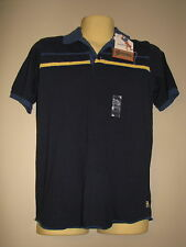 Modern Culture Men's Navy Polo Shirt - Size Small - NWT