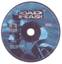 ROAD RASH (1991) PLAYSTATION 1 PAL SLES 00158 - SOLO DISCO, NO COVER, NO BOX