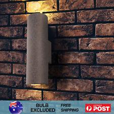 Industrial Wall Light Up & Down Light Concrete Indoor Pillar Light Workshop