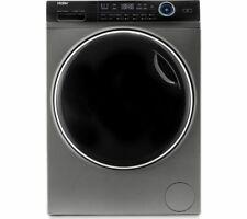 HAIER i-Pro Series 7 HW100-B14979S 10kg 1400 Spin Washing Machine Graphite