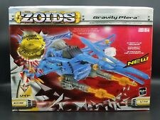 Zoids #108 Gravity Ptera Action Figure Model Kit 2003 Hasbro New Sealed Box