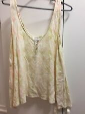 Billabong Womens Camisole/singlet Top Size 12