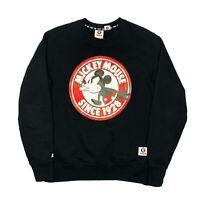 Rare Bape A Bathing Ape x Disney Mickey Mouse Crew Neck Sweater. Womens Medium